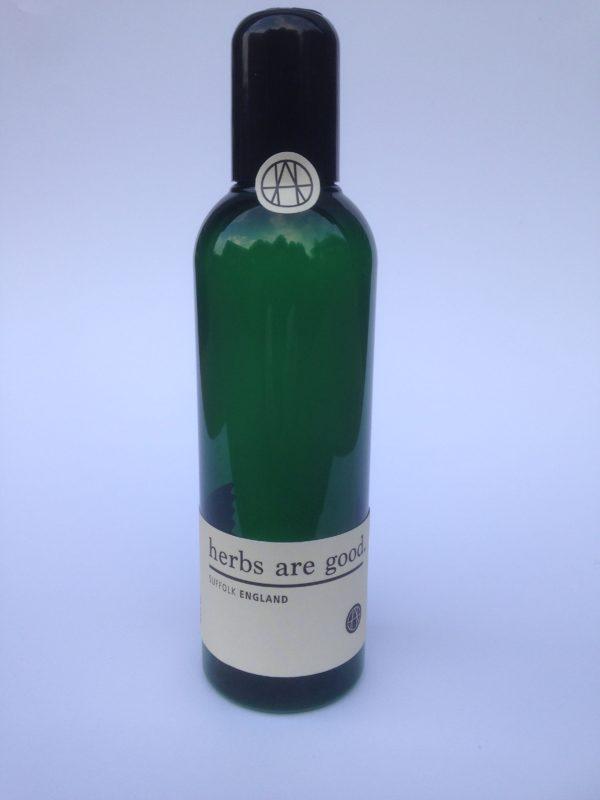 Sterile bottle for herbs